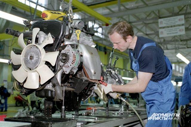 Одно из основных направлений сотрудничества – автомобильная промышленность.