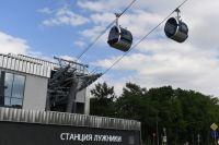 В качестве примера депутат привел стоимость проезда по открытой канатной дороге в Лужниках.