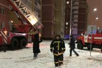 4c805bf5656a В Тюмени из-за пожара в доме по улице Кремлевской эвакуировали 35 человек