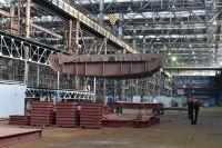 Стоимость строительства судов около 1,4 млрд рублей.