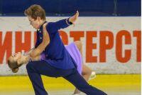 Оренбургские фигуристы впервые завоевали медаль на этапе Кубка России