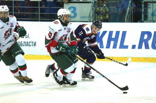 Оренбургские «Сарматы» одержали две победы над казанским «Ирбисом»