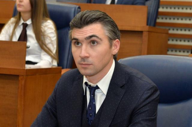 Кирилл Албычев возглавил департамент информационных технологий и связи ЯНАО