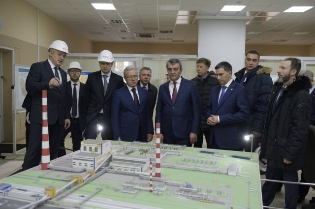 В Красноярске пройдут первые общественные слушания на тему новой схемы теплоснабжения.
