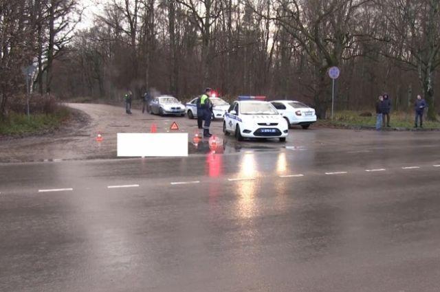 В УМВД озвучили подробности гибели 19-летнего пешехода на Балтшоссе.
