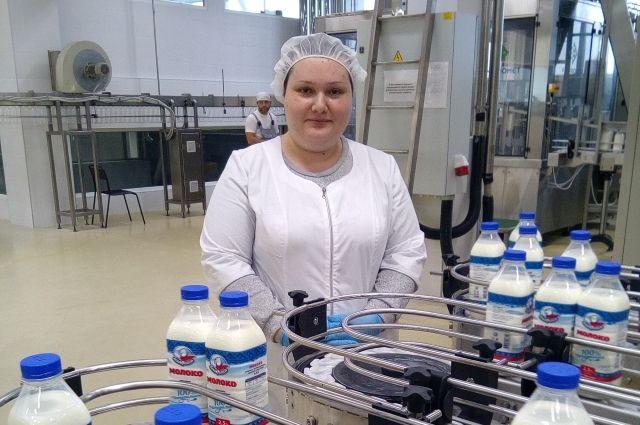 Молокозавод может обрабатывать до 150 тонн молока в сутки.