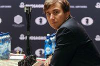 Карякин в 2016 г. был соперником Магнуса Карлсена в матче за звание чемпиона мира.