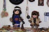 Эвенкийские мастера ежегодно представляют свои работы на выставке в Москве.