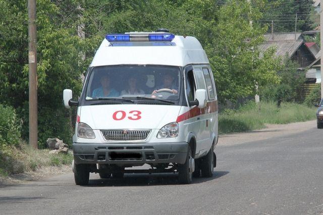 В аварии пострадали двое мужчин.