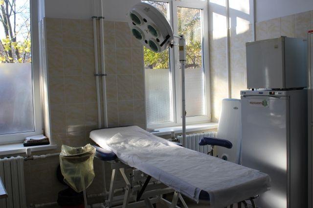 В больнице Балтийска отремонтировали приемный покой и отделение диагностики.