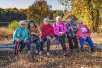 Пенсионерки считают, что волонтерство продлевает молодость.