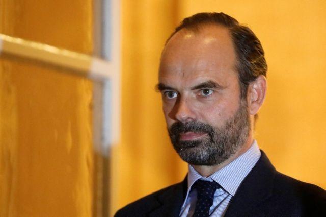 Премьер Франции заявил, что готов встретиться с делегацией «желтых жилетов»