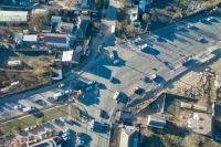 Больше десяти лет не могли расширить дорогу на Городищенской горке, теперь там шестиполосное движение.