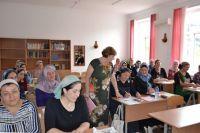 В основе процесса повышения квалификации - диалог и обмен опытом