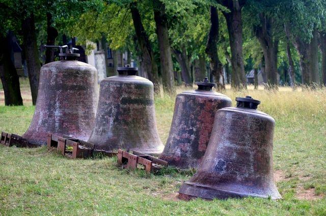 В Тюменской области воссоздадут копии старинных колоколов