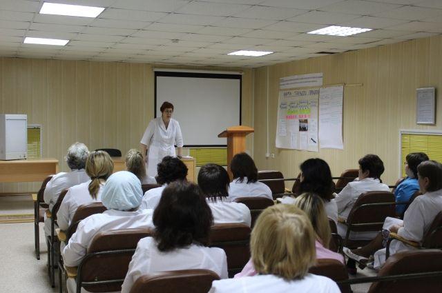 В Кемерове обсудили повышение приверженности населения к ЗОЖ.