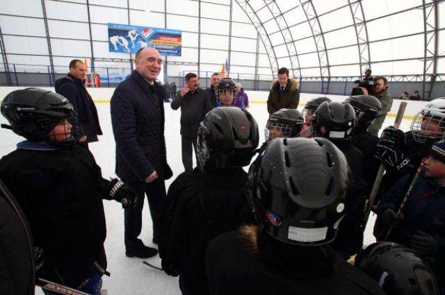На Южном Урале удаётся не только проводить реконструкцию уже существующих спортобъектов, но и строить новые, в том числе за пределами Челябинска.