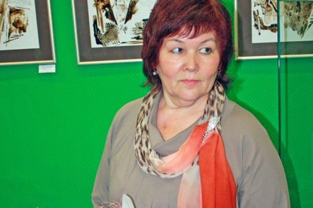 Тюменская художница Альфея Мухаметова приглашает на свою выставку