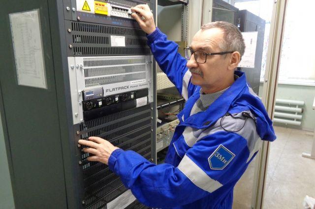 Михаил  Заськин руководит участком ремонта и технического обслуживания систем автоматизации.