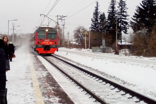 Электропоезд «Шерегеш-экспресс» был запущен 17 ноября.