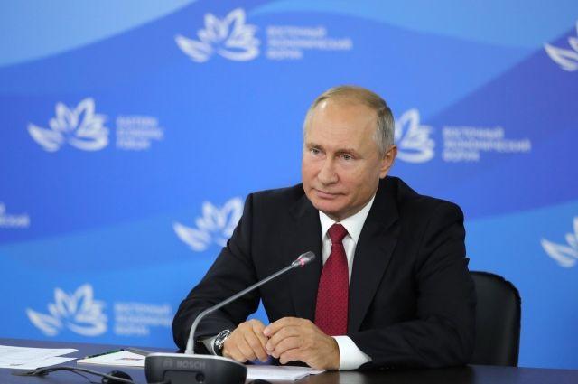 Путин освободил россиян от обязанности доказывать отсутствие долгов по ЖКХ