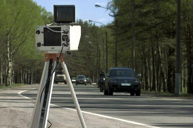 Камера фиксации обошлась тюменцу в 88 тысяч рублей