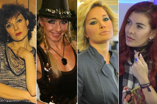 Майя Розова, Татьяна Овсиенко, Мария Максакова, Николь Кузнецова.