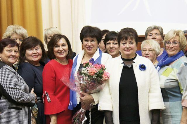 Женщины России и Белоруссии  встретились в Витебске.