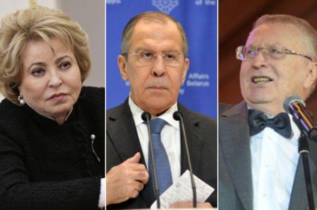 Тест: Кто из российских политиков старше?