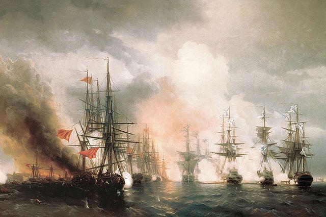 Роковая победа Нахимова. Синопское сражение делит историю на «до» и «после»