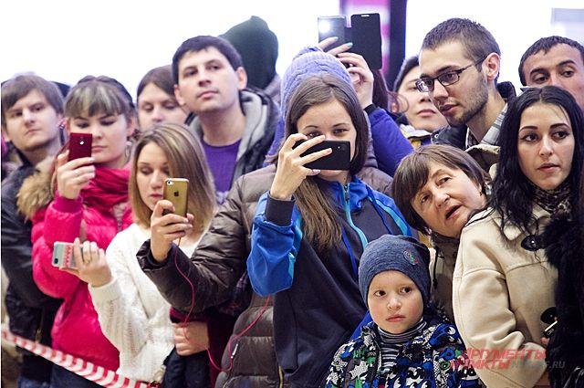 Жители области будут больше интересоваться культурными событиями.