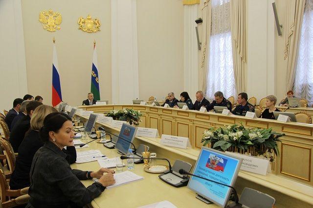 В Тюмени рассмотрели вопросы по улучшению инвестклимата в регионе