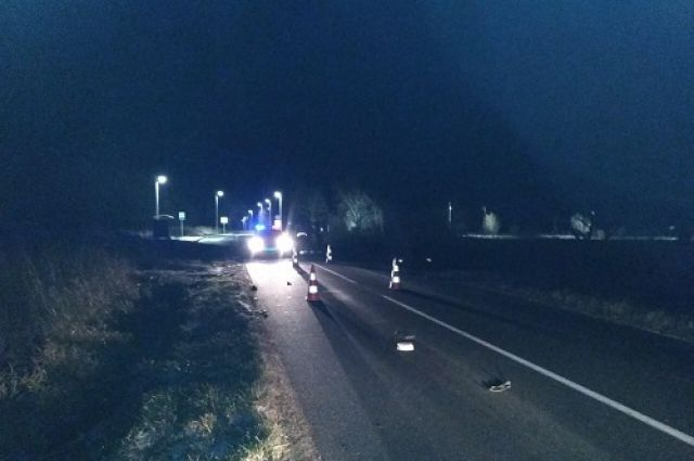 На дороге «Зеленоградск-Приморск» неизвестный задавил 28-летнего пешехода.