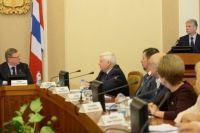 Заседание Межотраслевого совета потребителей