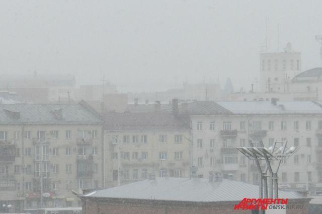 В Омске так и не нашли источник сильнейшего выброса этилмеркаптана