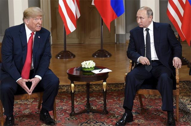 «На США можно поставить крест». Эксперт об отмене встречи Трампа и Путина