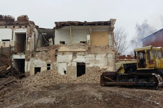 Снос остановлен: минкульт разбирается в деле старинного особняка в Бузулуке