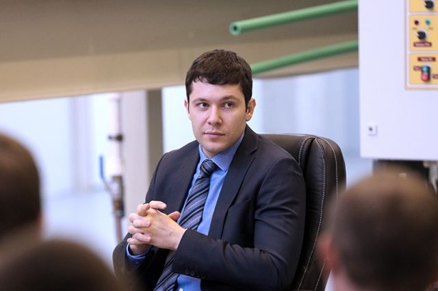 Губернатор Антон Алиханов проведет прямую линию с жителями области.