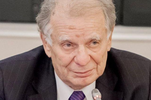 Представитель РАН рассказал о состоянии Жореса Алферова