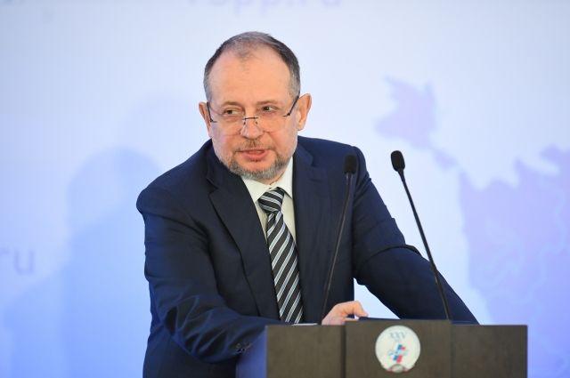Лисин стал президентом Международной федерации спортивной стрельбы
