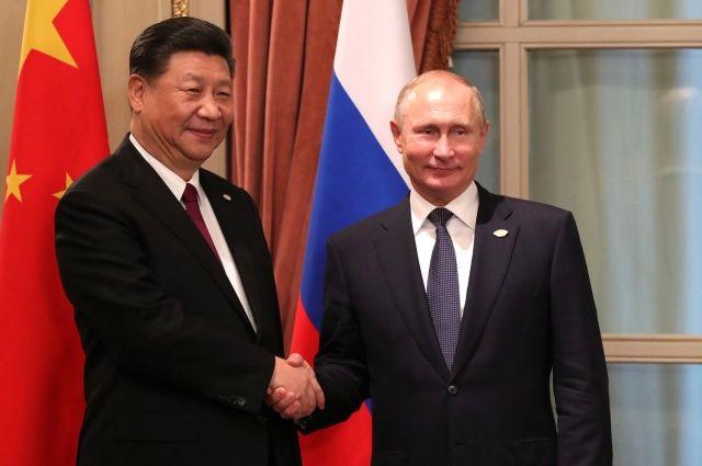 Си Цзиньпин приедет в Россию на ПМЭФ в 2019 году