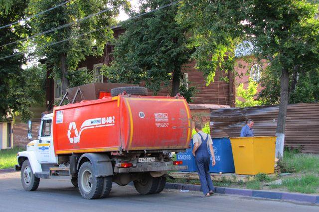 В Омске появится мусоросортировочный завод