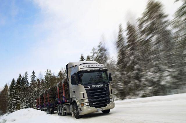 Авария произошла на трассе Дудинка-Алыкель-Норильск.