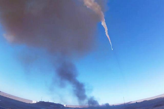 ВКС РФ успешно произвели пуск модернизированной ракеты системы ПРО