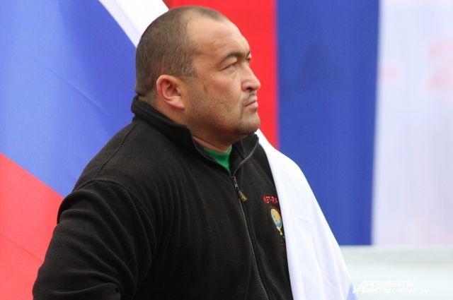 Эльбрус Нигматуллин.