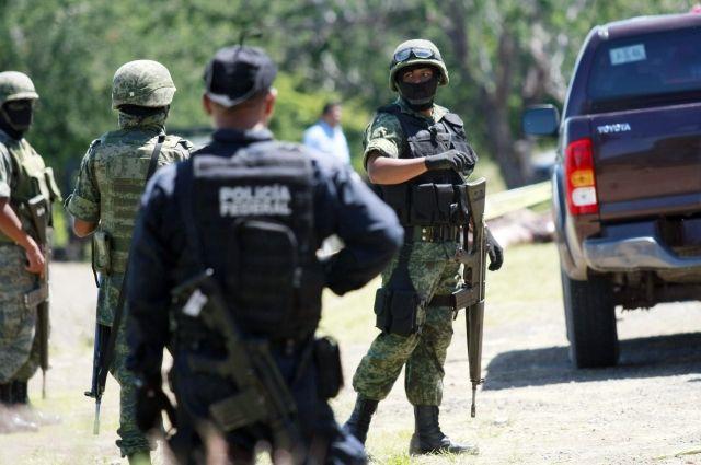 ВМексике произошел взрыв уздания генконсульства США
