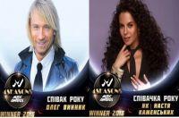 Прорыв KAZKA, артисты года - Винник и NK: все события M1 Music Awards 2018