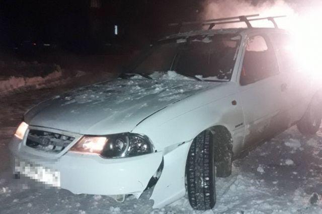 В Кувандыке водитель Nexia сбил 8-летнего пешехода