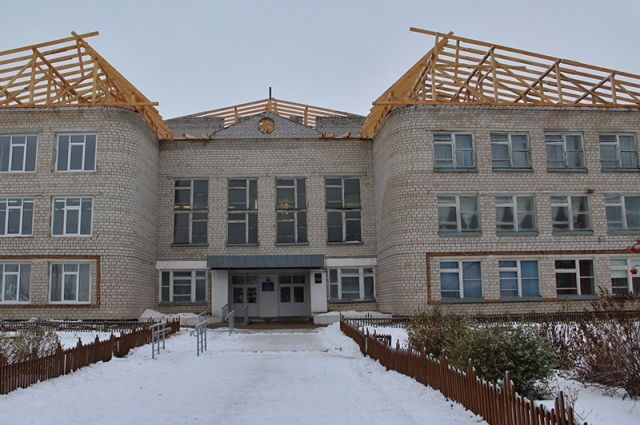 Волчихинская школа