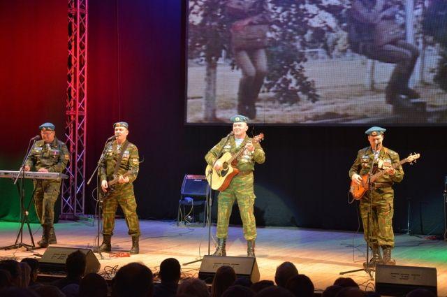 Группа «Комбат» отметила 20-летний юбилей.